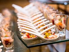 Cocktail dînatoire entreprise Marseille